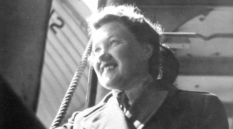 Eva Cayer, une infirmière au front